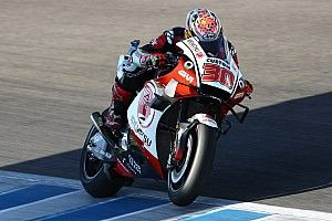 Nakagami boosted by copying Marquez's riding style