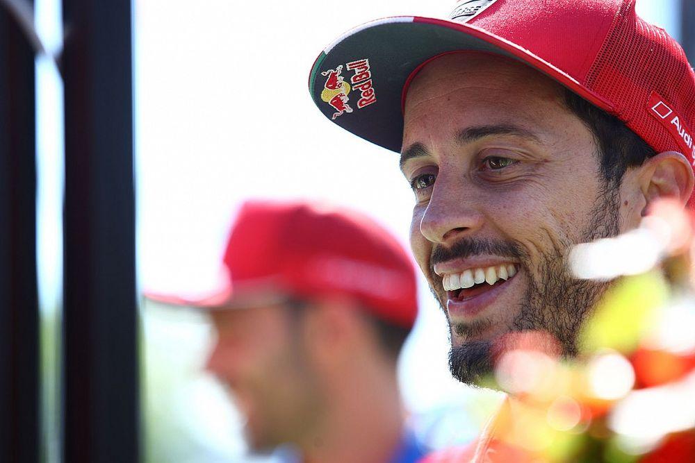 """Jarvis confirme un """"accord"""" avec Dovizioso, de retour dès Misano"""