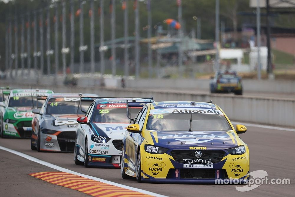 New Supercars rules a boost for exiled teams