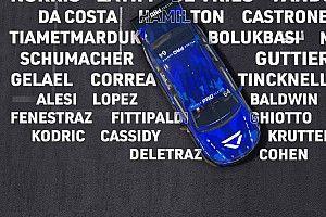 Прямая трансляция виртуальной гонки пилотов Формулы 1