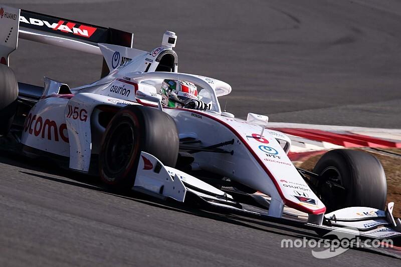 Fukuzumi quickest in third Fuji test session