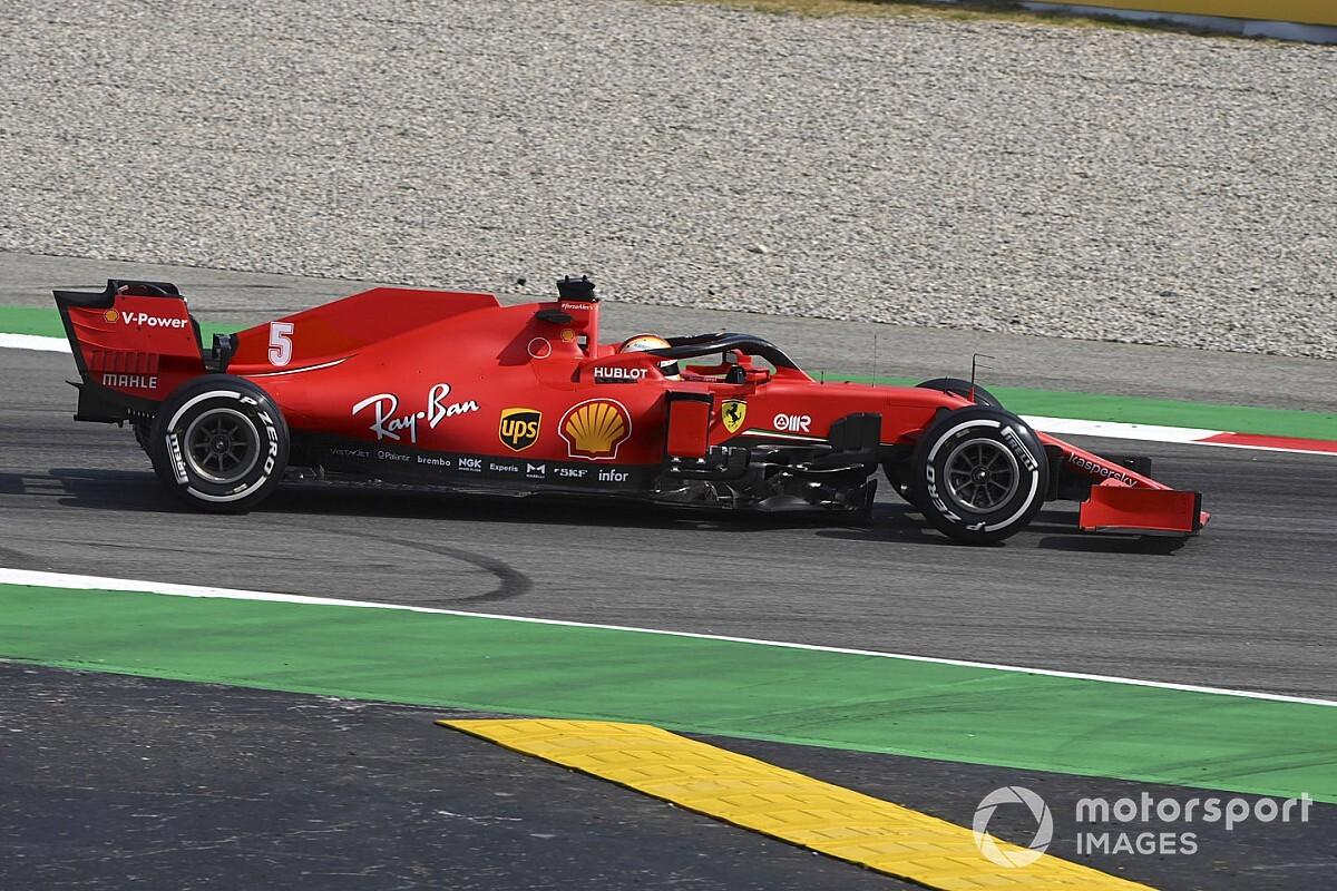 Vettel afirma que não está frustrado com início ruim de temporada na Ferrari