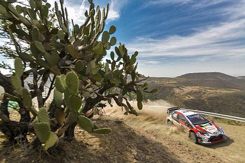 México no estará en el calendario WRC 2021