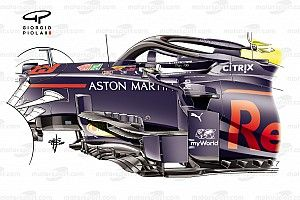 Tech insight: The changes Red Bull made for the Australian GP