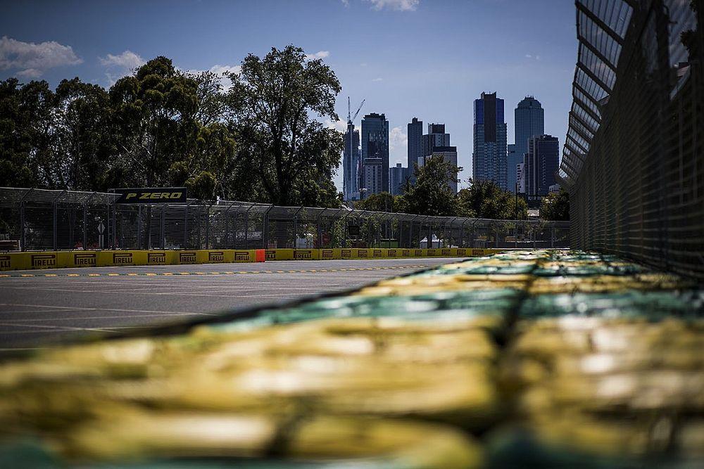 Galeria: Przygotowania do GP Australii