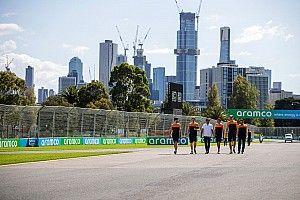 Les membres de McLaren en quarantaine vont rentrer en Europe