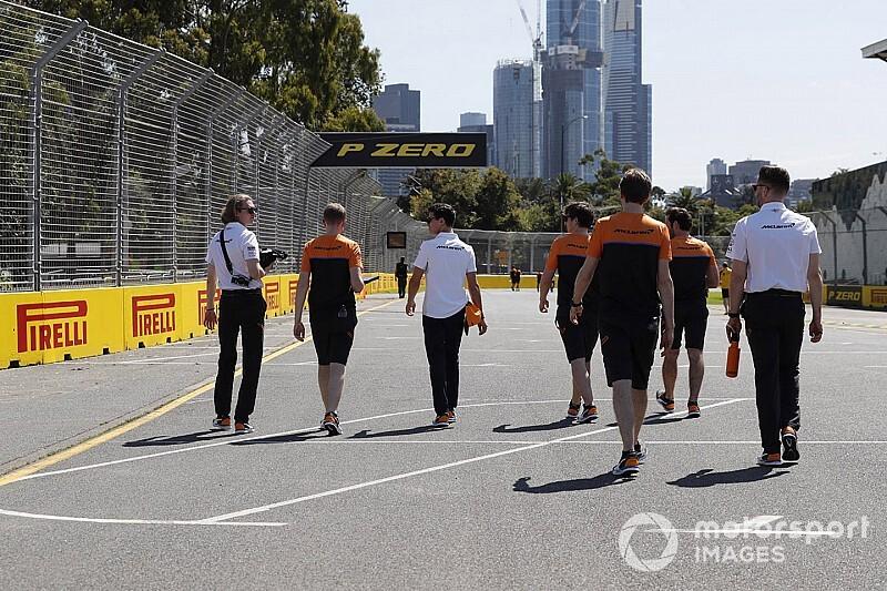 McLaren F1 staff returns home after quarantine