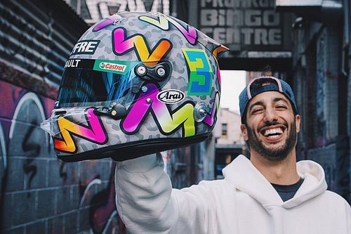 GALERIA: Veja os capacetes favoritos dos fãs da F1 na temporada 2020