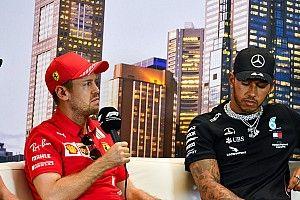 """Binotto: """"Zou blij zijn om Vettel bij Mercedes te zien"""""""