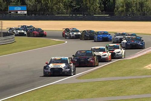 Sutton, Tander split Zolder ARG wins