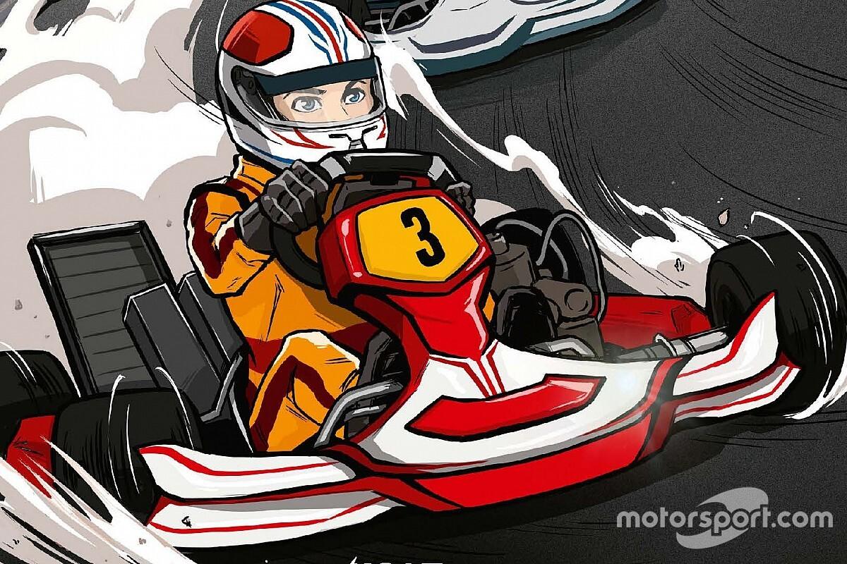 Interview: Olav Mol komt voor het eerst met kinderboek over F1