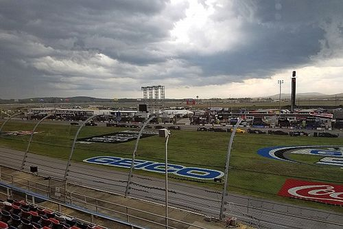 Talladega Cup race postponed to Monday due to storms