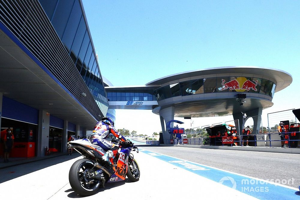 Why is it called Andalusian GP? Second Jerez MotoGP race explained