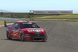 Supercars All Stars Eseries Round 6 schedule