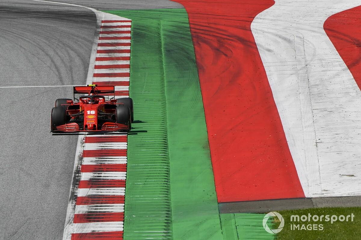 Ferrari losing 0.7 seconds per lap on straights