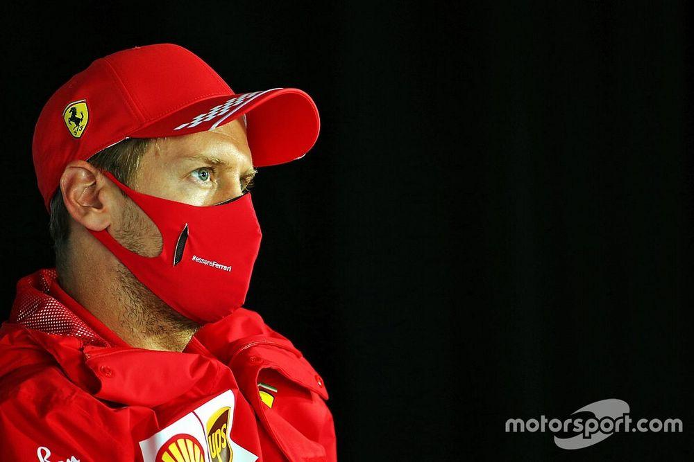 """Aston Martin sería """"territorio desconocido"""" para Vettel"""