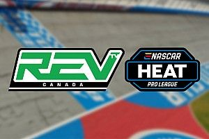 REV TV emitirá la a eNASCAR Heat Pro League en Canadá