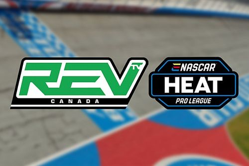 L'eNASCAR Heat Pro League sur REV TV Canada