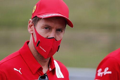 Vettel reconoce haber tenido conversaciones con Racing Point