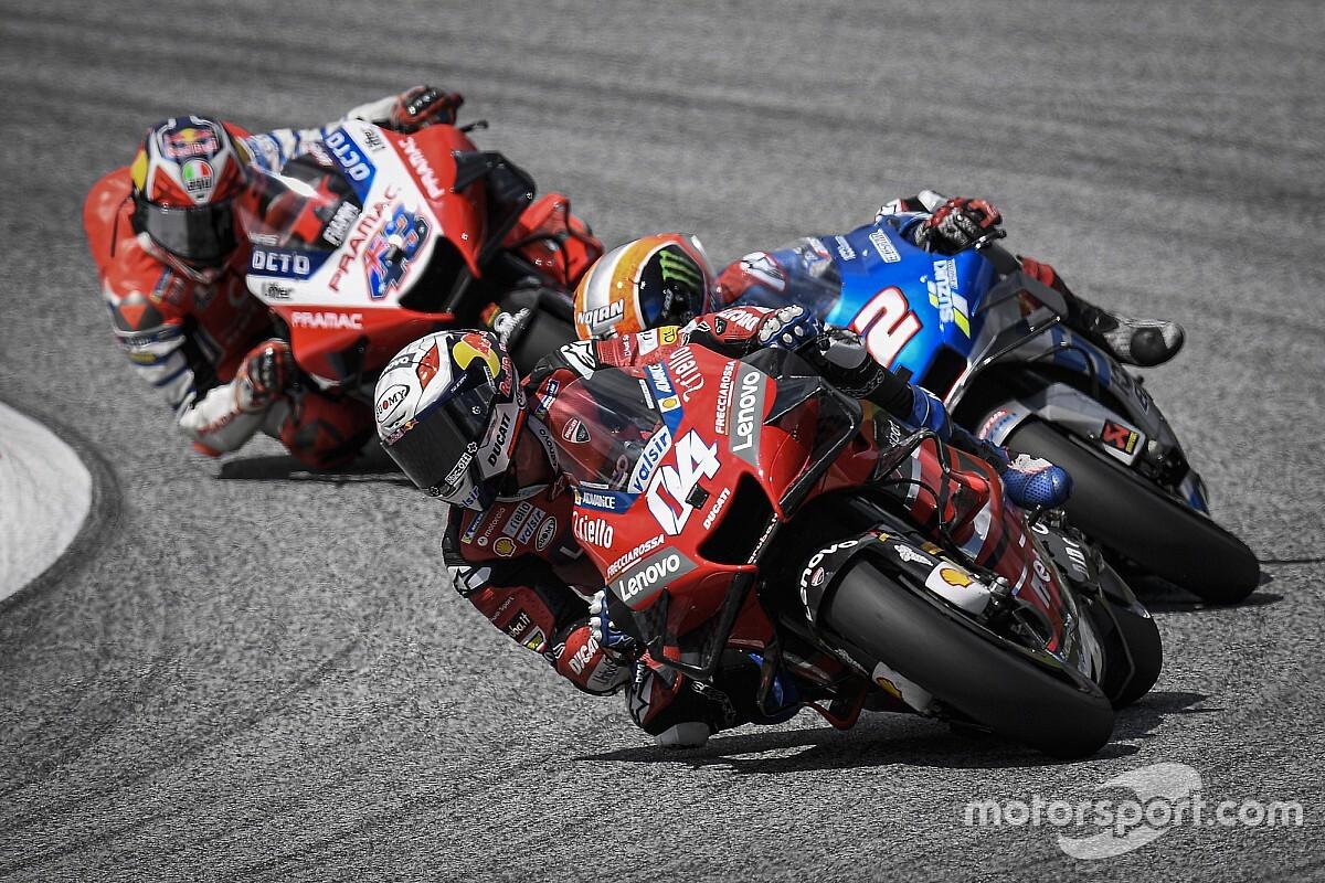Trop irrégulier, Ducati peine à se satisfaire du titre constructeurs
