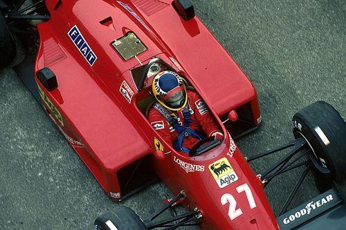 Michele Alboreto, el último italiano que ganó con Ferrari en F1