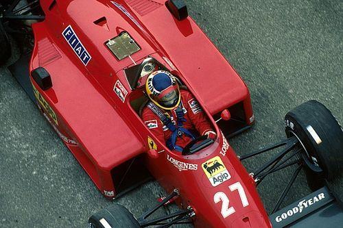 "Ferrari a rendu hommage au ""rapide"" Michele Alboreto"
