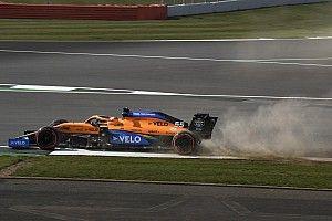 El viento lastra a un Sainz que espera dar guerra en Silverstone