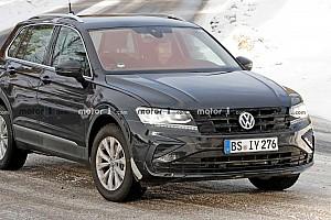 Álcázatlan fotókon a vadonatúj Volkswagen Tiguan plug-in hibrid változata