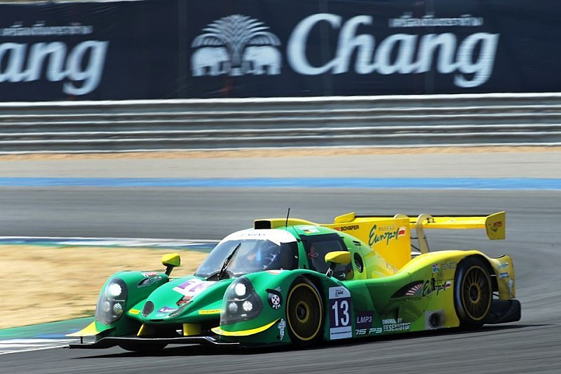 Cztery rundy Asian Le Mans Series