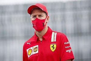 Vettel Ungkap Pemicu Performa Buruk Sepanjang 2020
