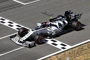 ガスリー、会心のQ2アタックで今季4度目の予選トップ10。タイヤの温存にも成功