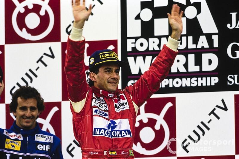 La mayoría de pilotos actuales no vio a Senna: esto deben recordar