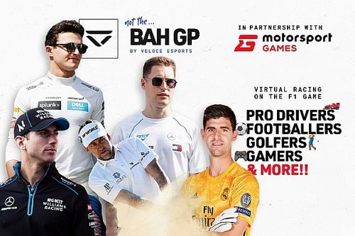 Motorsport Games insieme a Veloce Esports per trasmettere #NotTheGP