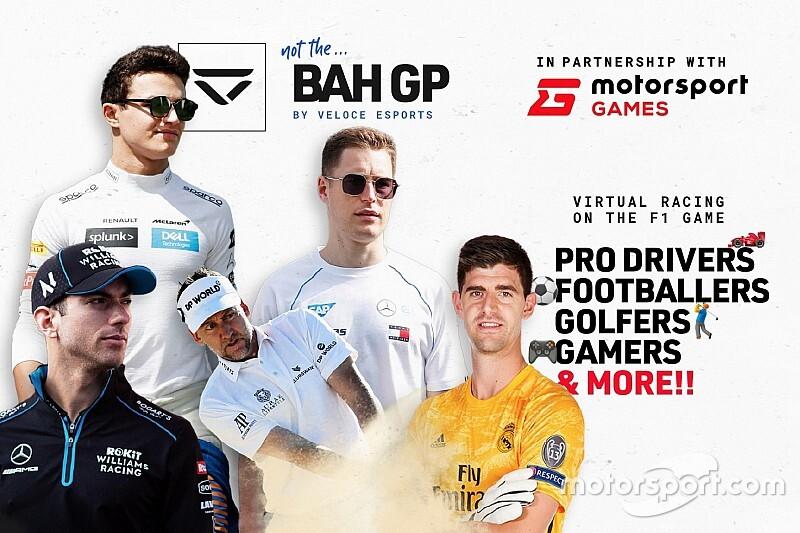 Két virtuális F1-es verseny is lesz ma este: Bereznay rajthoz áll Norris és Hülkenberg ellen