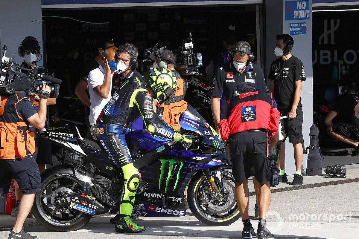 Yamaha quita la petición de abrir los motores