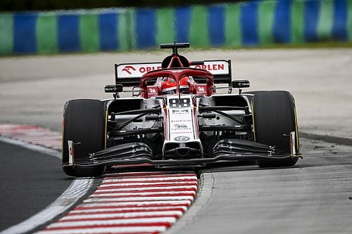 Alfa Romeo potwierdza trening Kubicy