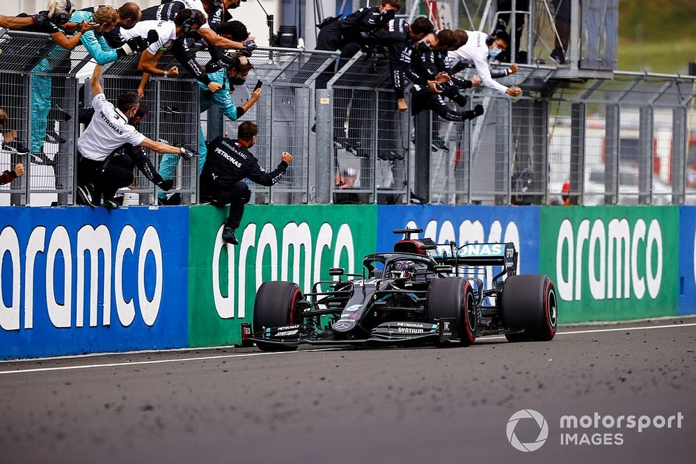 Mercedes still unsure about W11 form in hotter conditions