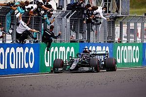 F1: Mercedes diz ter dúvidas sobre rendimento do carro no calor