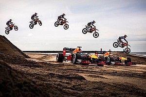 GALERÍA: Sin GP, Red Bull igual estuvo en Holanda