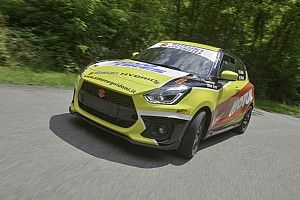 Suzuki: la Swift Sport Hybrid R1 già pronta per il 2021