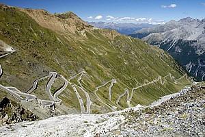 Las 12 carreteras más famosas y pintorescas del mundo