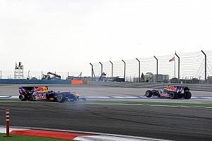 El día que Webber se dio cuenta de que no sería campeón en Red Bull