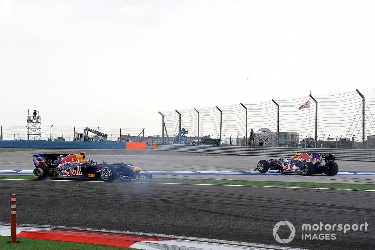 O dia em que Webber se deu conta que não seria campeão com a Red Bull