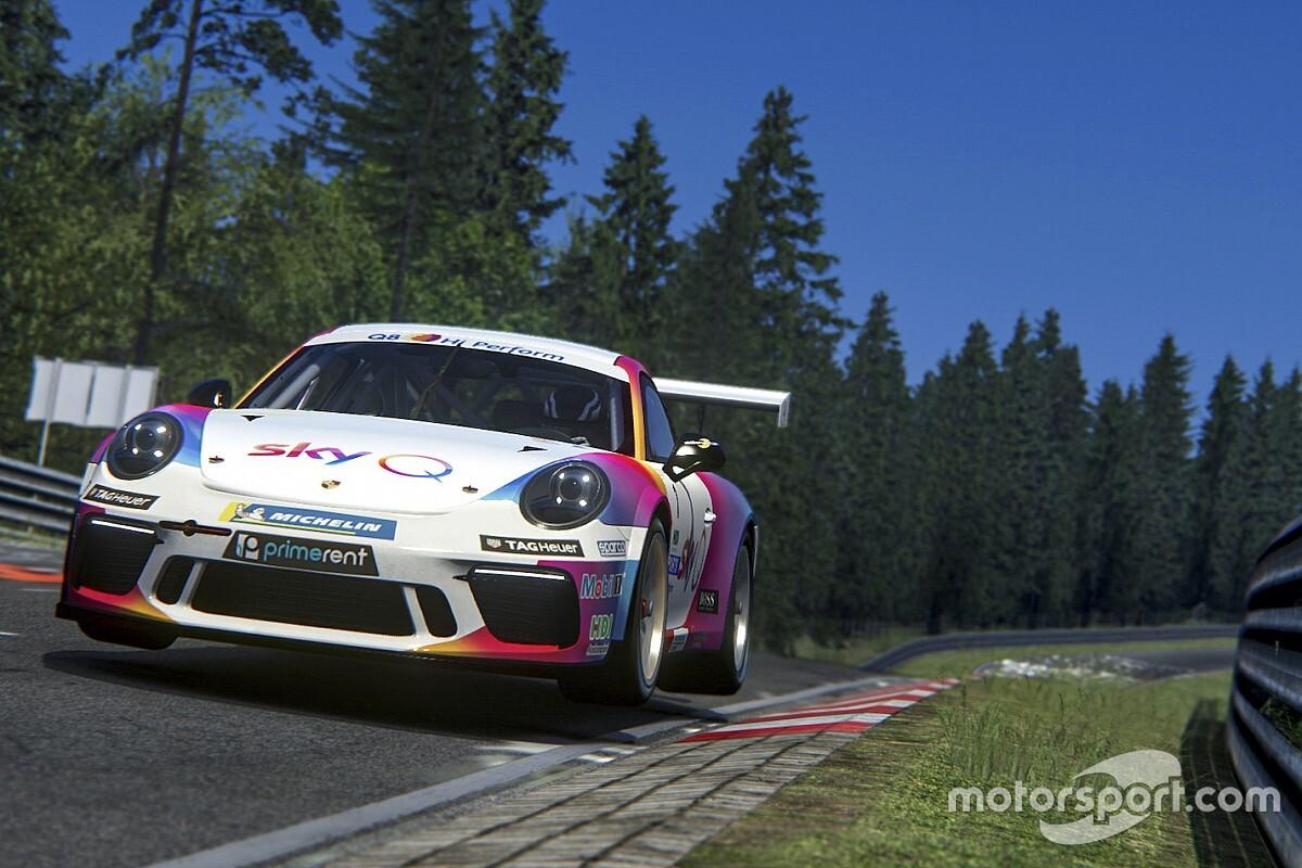 Porsche Esports Carrera Cup Italia: Santoro 'vola' sulla Nordschleife e riapre la sfida