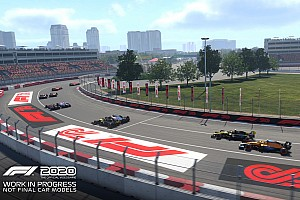Vídeo: así es el nuevo circuito de Hanoi en el 'F1 2020'