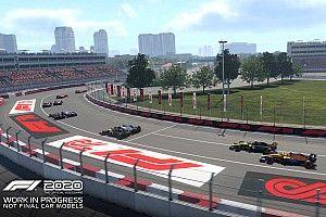 VÍDEO: Veja como é a volta no novo Circuito de Hanói com o game F1 2020