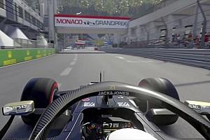 VIDEO: Así sería recorrer los circuitos de F1 en sentido contrario