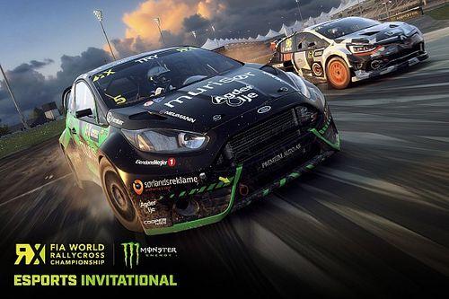 LIVE: World RX Esports Series in Abu Dhabi