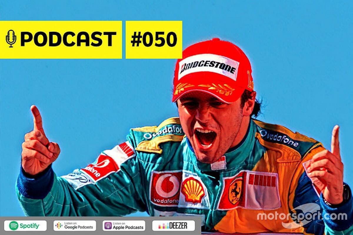 Podcast #050 - Massa revela 'causos' hilários com Schumi, Kimi, Leclerc e cia