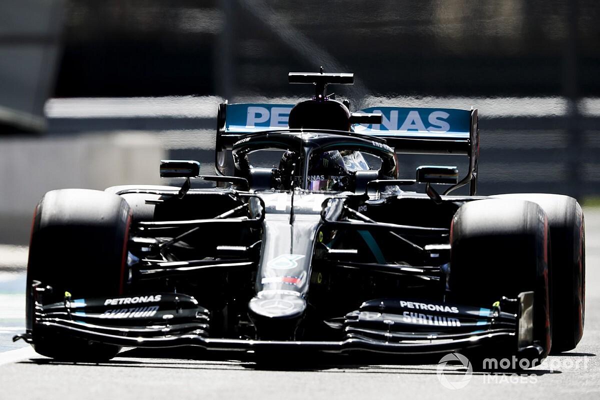 El motor Mercedes y sus 1,022 caballos de fuerza que generan sospechas